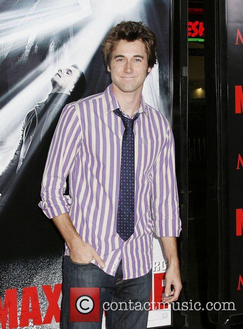 Ryan Eggold Los Angeles Premiere 'Max Payne' held...