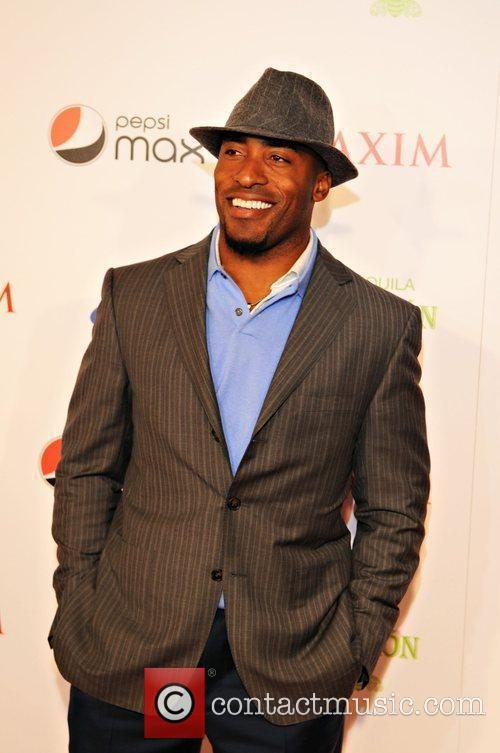 Ronde Barber Maxim magazine Superbowl party held at...