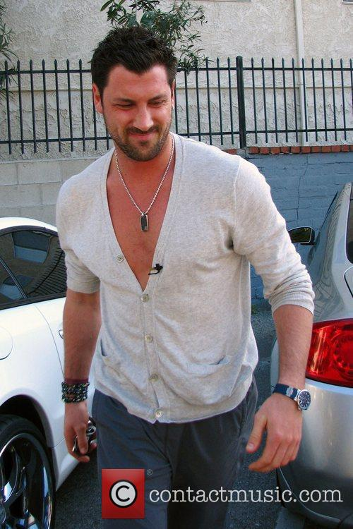 Maksim Chmerkovskiy, Dancing With The Stars and Abc 4