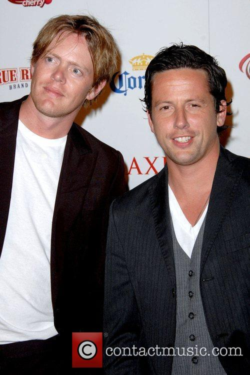 Kris Marshall and Ross Mccall