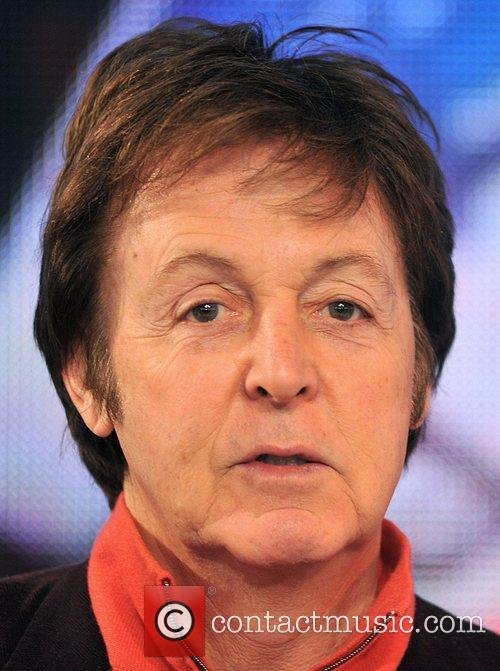File photo  * MCCARTNEY GETS GREEN LIGHT...