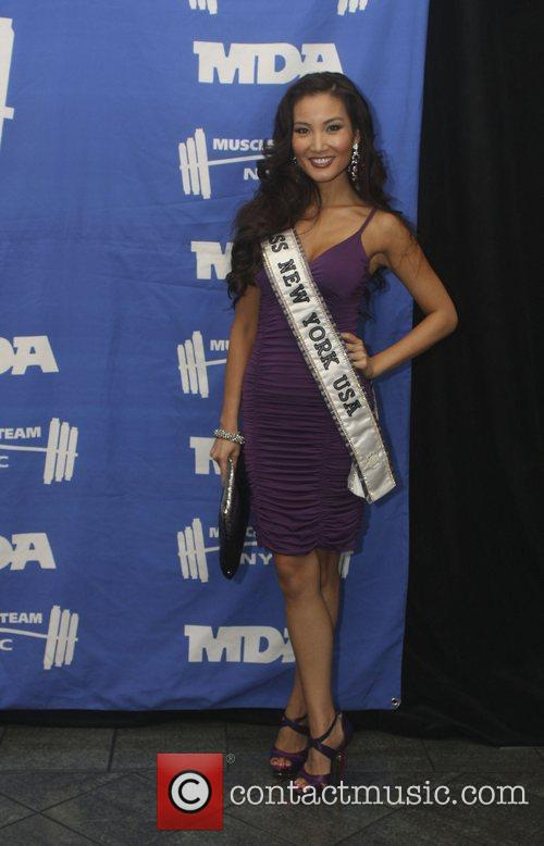 Miss New York Tracey Chang 2009 Muscular Dystrophy...