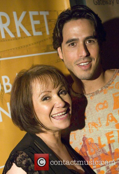 Adriana Barraza and Raul Olivo 7