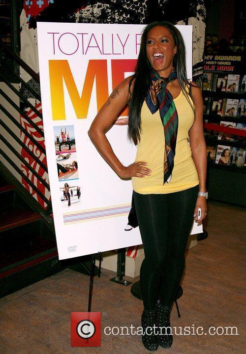 Former Spice Girl Melanie Brown aka Mel B...
