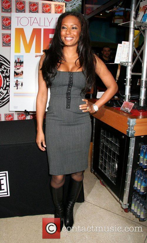 Former Spice Girl Mel B promotes her new...