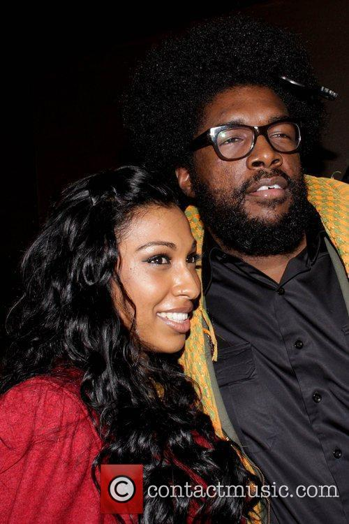 Melanie Fiona and Questlove Universal and Paper Magazine...