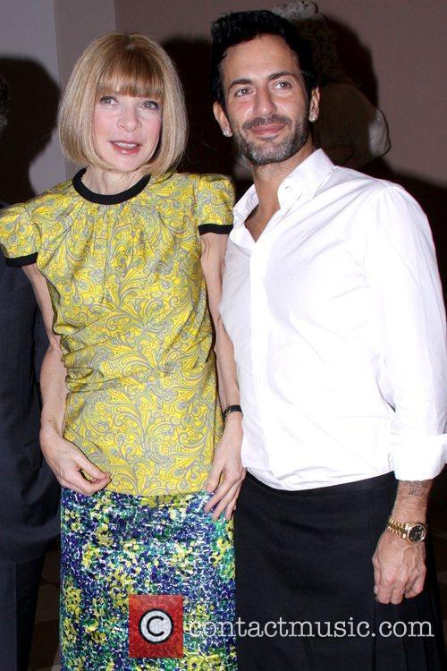 Anna Wintour and Marc Jacobs 6