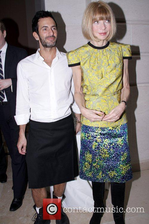 Marc Jacobs and Anna Wintour 4