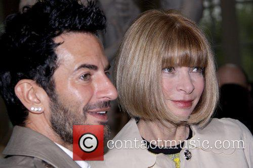 Marc Jacobs and Anna Wintour 7
