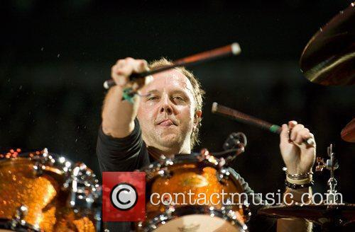 Lars Ulrich and O2 Arena 2