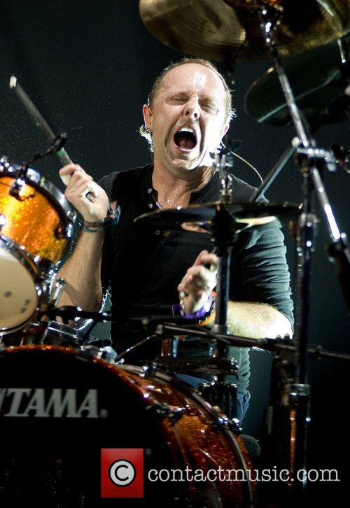 Lars Ulrich and Chicago 3