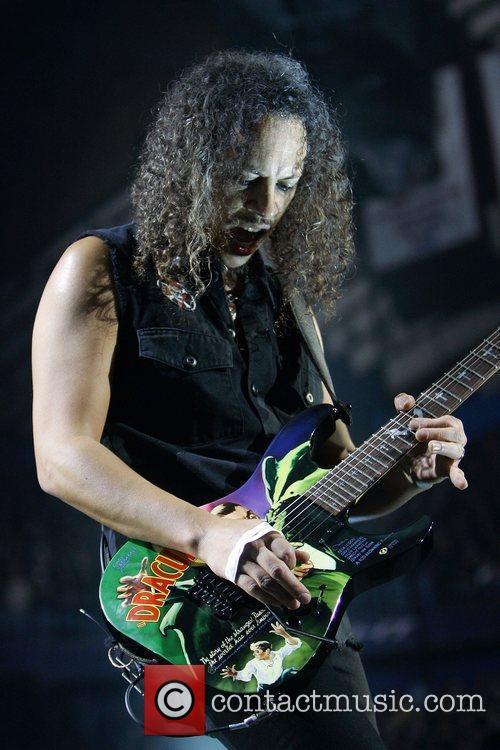 Kirk Hammett 9