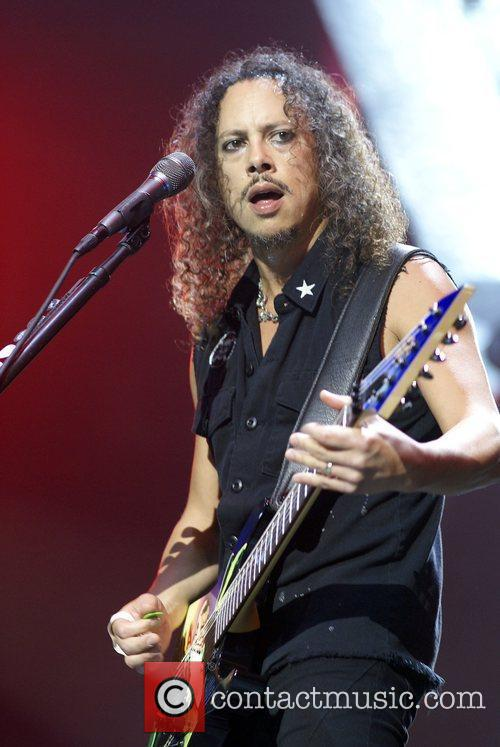 Kirk Hammett 7