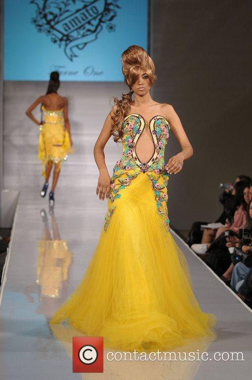 Miami Fashion Week - International Dubai Designer Amato...