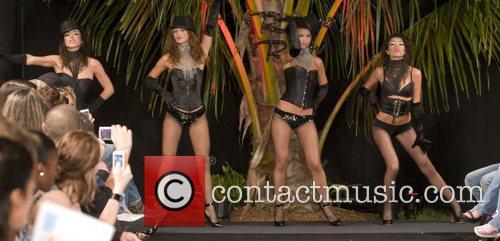 Dancers Funkshion Fashion Week spring/summer 09 - Celebutant...