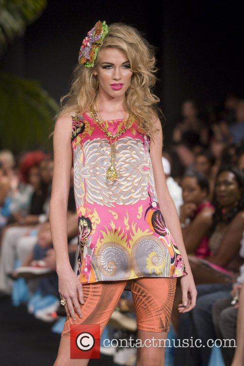 Funkshion Fashion Week spring/summer 09 - Celebutant by...