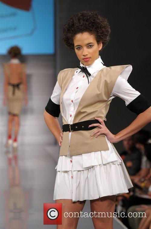 Miami Fashion Week - Federic Vaccaro Collection Autumn/Winter...