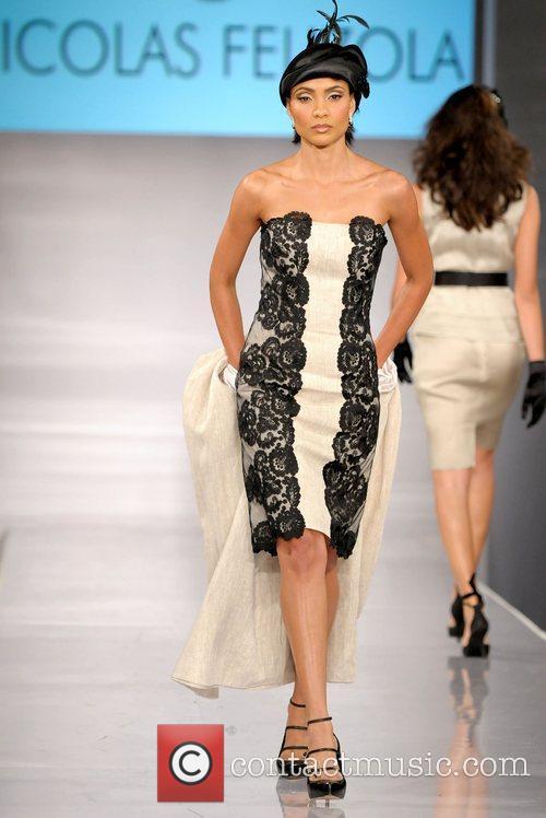 Miami Fashion Week - Nicolas Felizola Collection Autumn/Winter...