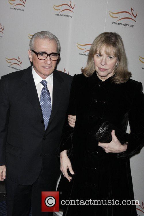 Martin Scorsese and Helen Scorsese