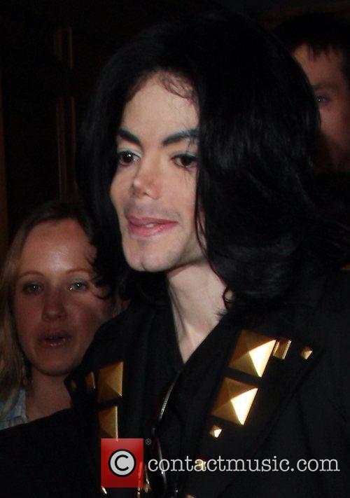 Michael Jackson, Beverly Hills