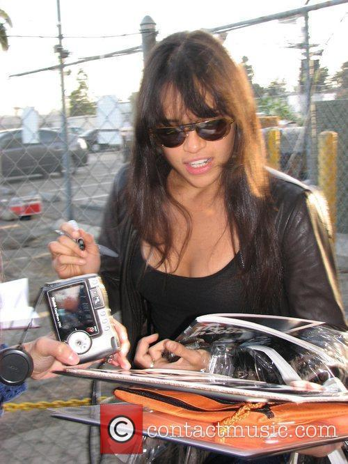 'fast and Michelle Rodriguez 4