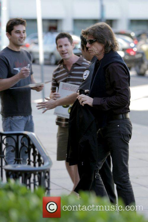MICK JAGGER has fuelled speculation he's set to...