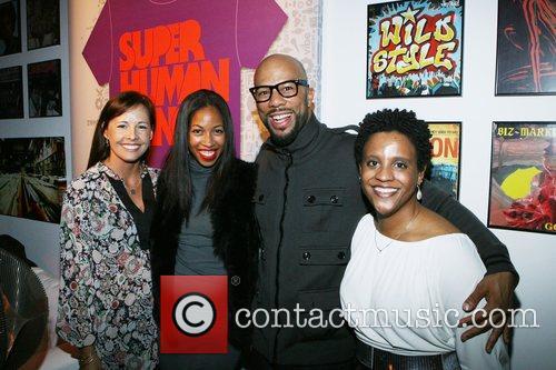 Tina Anderson, Nia Andrews, Common and Keyatta Bynum...