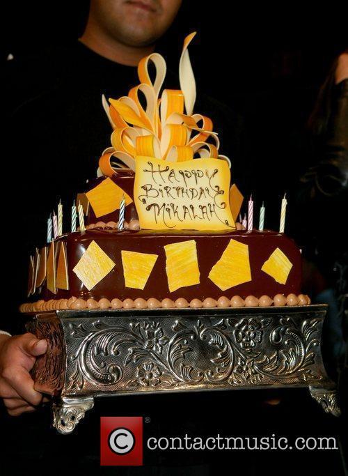 Birthday Cake, American Idol and Mikalah Gordon 3