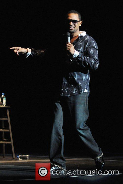 Actor/comedian Mike Epps performing at The Fillmore Miami...