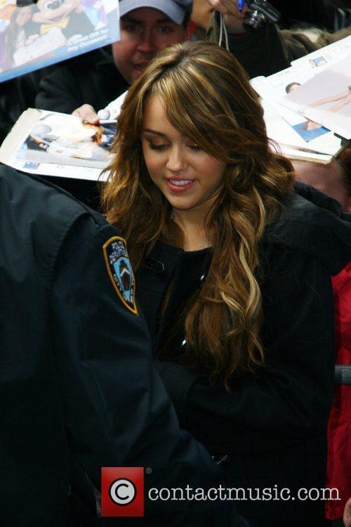 Miley Cyrus, Good Morning America