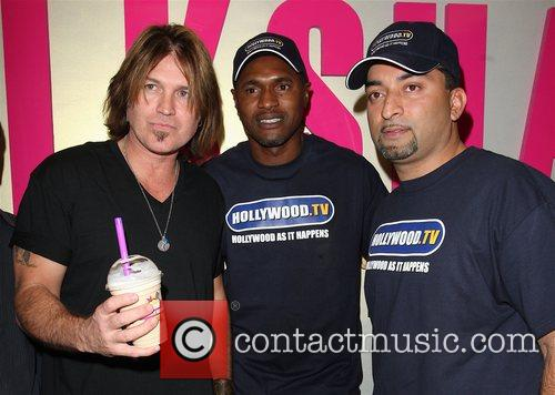 Billy Ray Cyrus and Guests at Millions of...