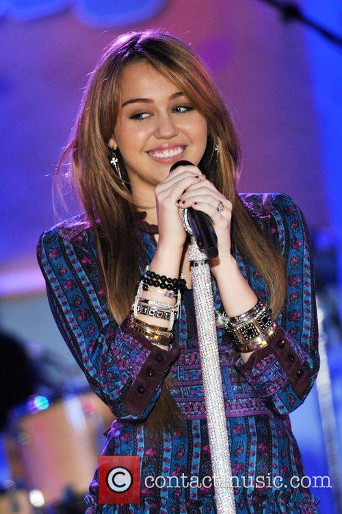 Performs for ABC's 'Good Morning America' at the...