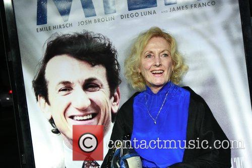 Eileen Ryan Los Angeles premiere of 'Milk' at...