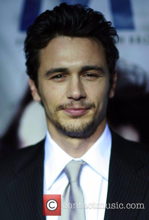 James Franco Los Angeles premiere of 'Milk' at...