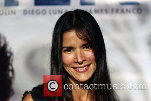 Patricia Velasquez Los Angeles premiere of 'Milk' at...