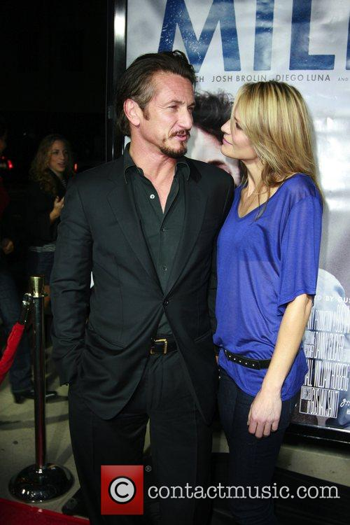Los Angeles premiere of 'Milk' at the Academy...