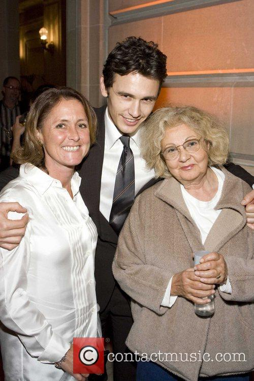 Rebecca Moscone and James Franco 2