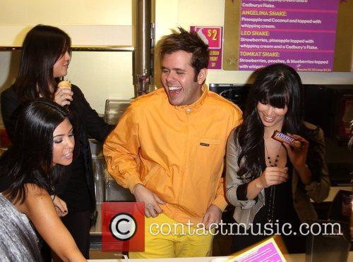 Perez Hilton and Kim Kardashian 2