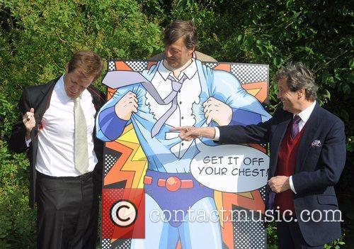 Get It Off Your Chest - photocall held...