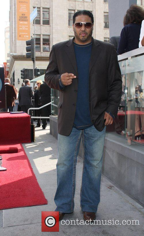 Producer, Al B Motown Band 'The Miracles' receive...