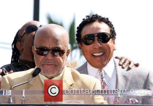 Stevie Wonder, Berry Gordy, Star On The Hollywood Walk Of Fame and Walk Of Fame 6