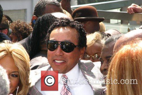 Smokey Robinson, Star On The Hollywood Walk Of Fame and Walk Of Fame 5