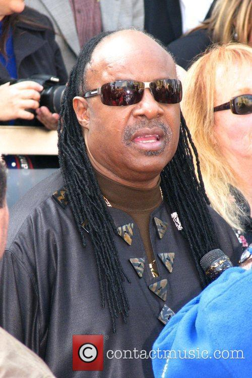 Stevie Wonder, Star On The Hollywood Walk Of Fame and Walk Of Fame 14