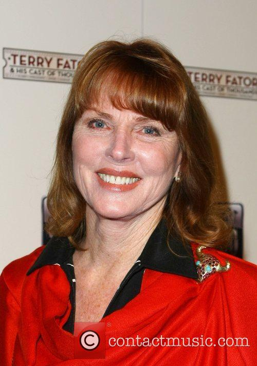 Mariette Hartley The Opening of Terry Fator and...