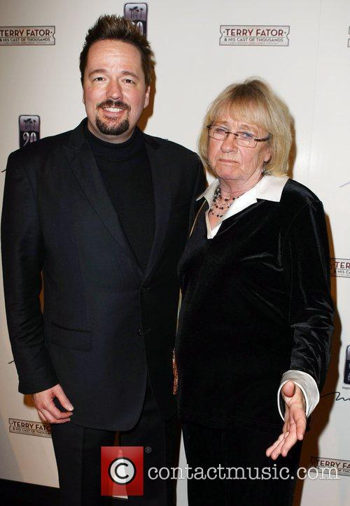 Terry Fator, Kathryn Joosten The Opening of Terry...