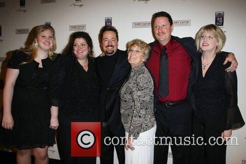 Terry Fator and Family The Opening of Terry...