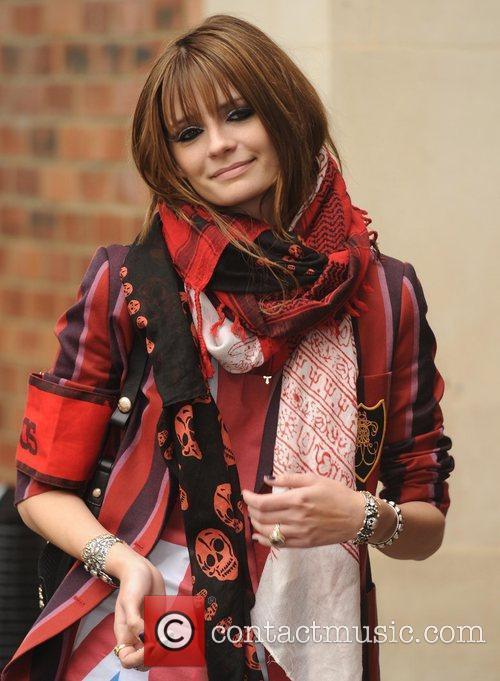 Mischa Barton attends designer handbag Ri2k & Nica...