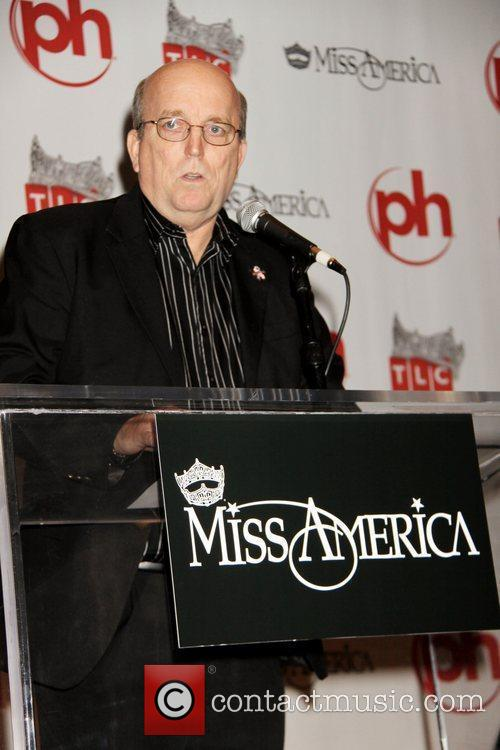 Art McMaster Press Conference for the 2009 Miss...