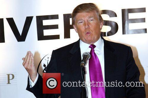 Donald Trump, Miss California