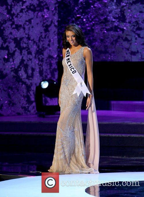 2009 Miss USA Contestants Preliminary Competition held at...